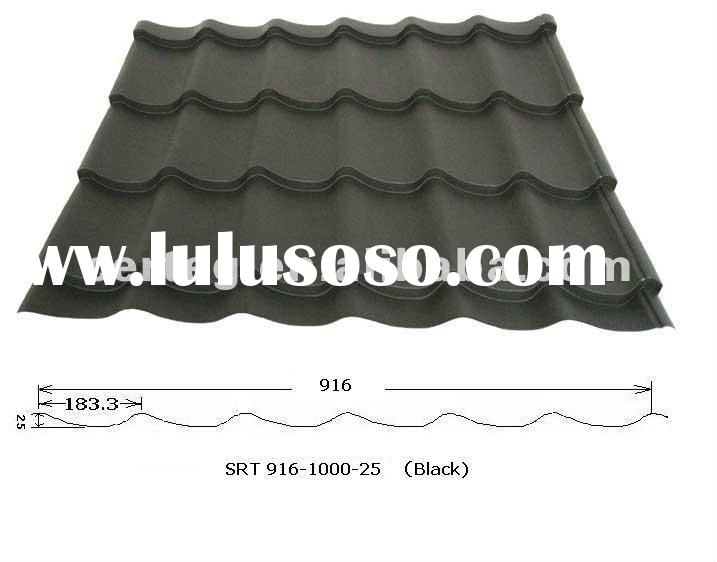 Steel Spanish Roof Tile