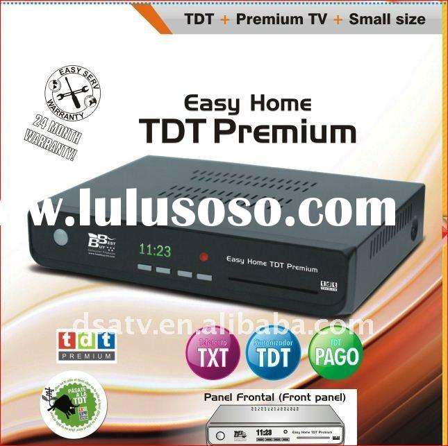 TDT DVB-T SD receiver