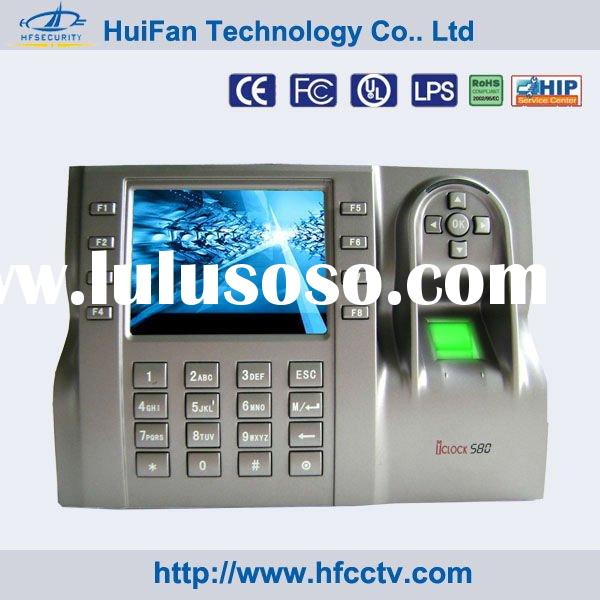 Time Stamp Machines Attendance Management Device HF-iclock 580