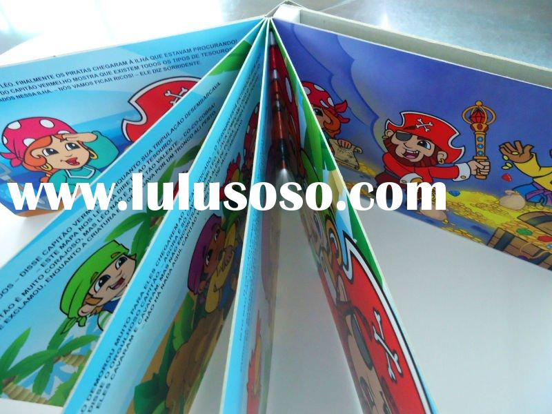 kids cartoon picture book