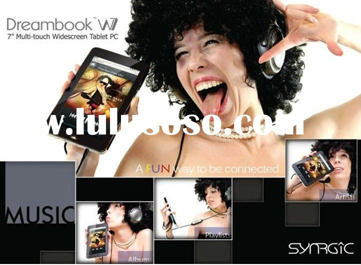 w7 tablet pc,mid,Android 2.3,Cotex A9,1.2Ghz,Build in 3G,WIFI GPS,Bluetooth,GSM,WCDMA,Call Phone,sim