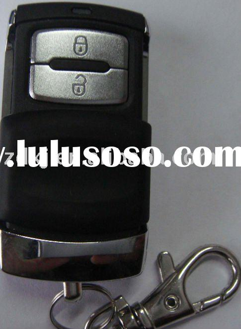 2011 home appliance 2 buttons metal universal remote control for automatic gate