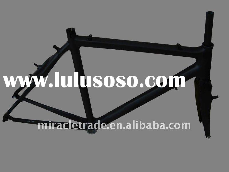 2011 road bicycle &full carbon road bicycle &carbon cycle cross frame road frame 48m,50m,52m