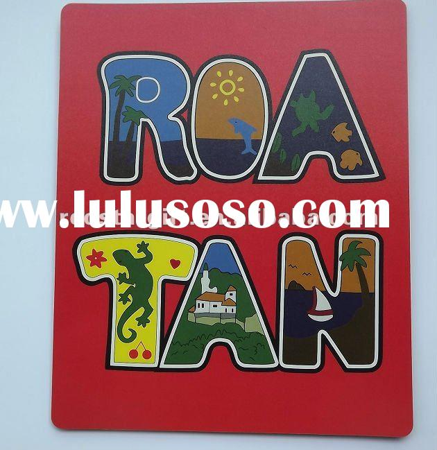 2012 EVA foam mouse pad promotional/ lower price mouse pad