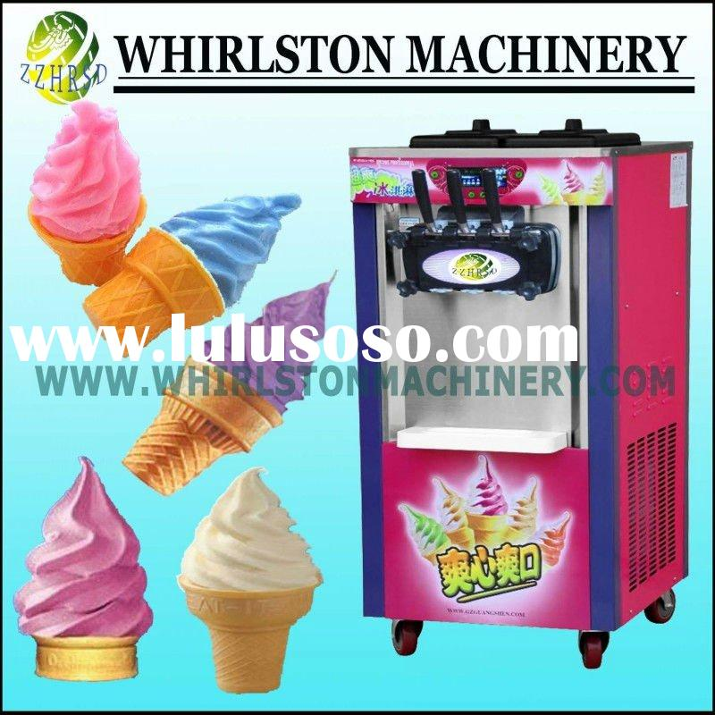2012 New Hot Automatic Stainless Steel taylor soft serve ice cream machine (CE) 0086 13526859457