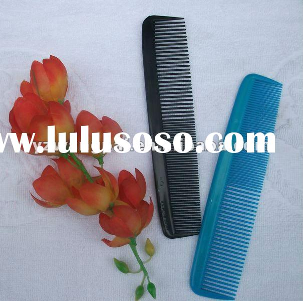 2012 easy to carry plastic disposable hotel comb
