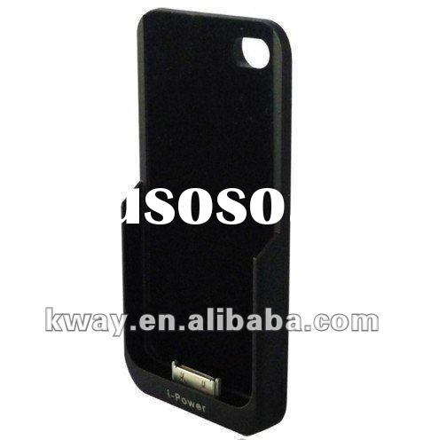 2200mAh XR i-Power 007 Ephone4 Mobile Power Pack Rechargeable Smart backup Battery Case for iPhone 4