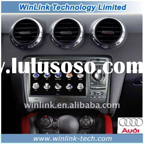 2 Din Car DVD player for Audi TT MK2 With GPS TMC PIP Digital TV