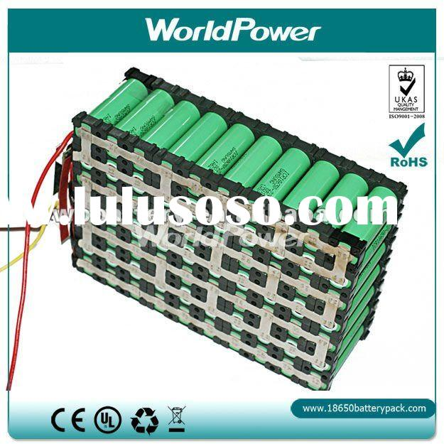48V 10Ah Emergency lighting lithium-ion battery pack with BMS