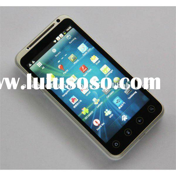4.3'' MTK6575 Android 4.0 smart phone WIFI TV Dual Sim Capacitive Touch screen GPS+A
