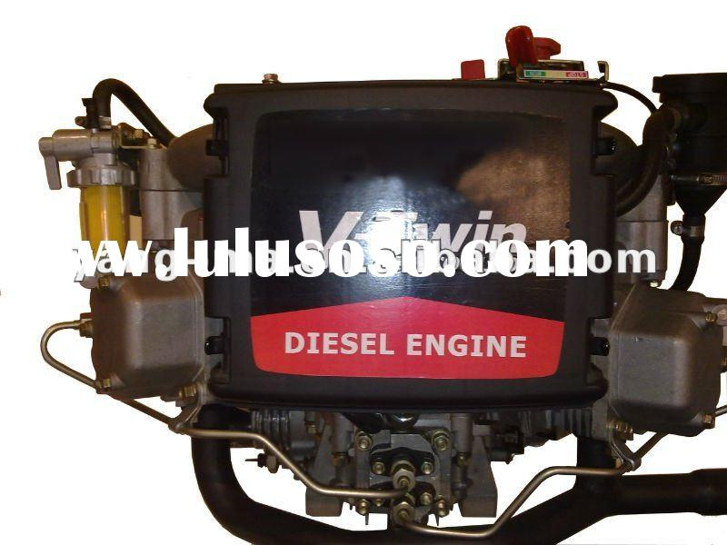 4hp-20hp air cooled single cylinder 4 stroke portable small diesel engine