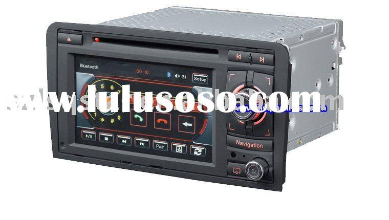 6.5'' AUDI A3 car dvd auto radio 02-2011 with canbus, support Spain, Italian, German