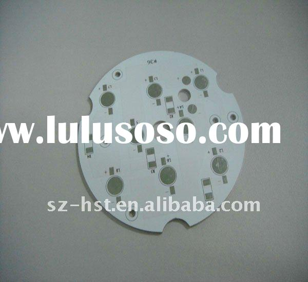 6 layer led round pcb board