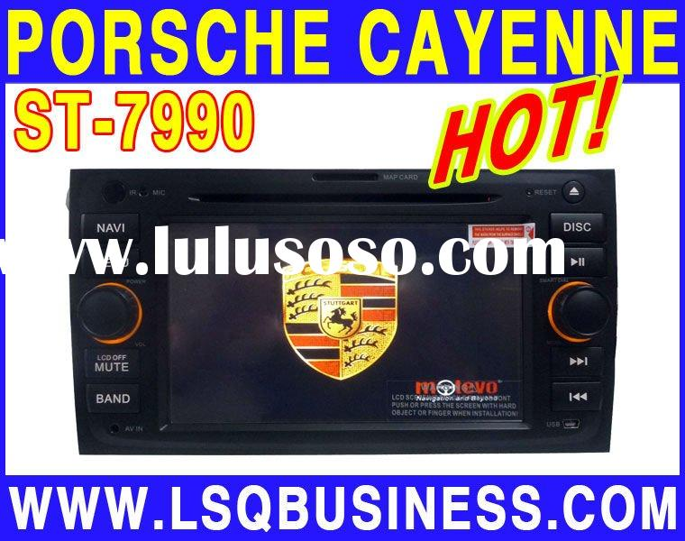 7 inch Porsche Cayenne Car DVD Player with GPS Navigation! without the bose system!