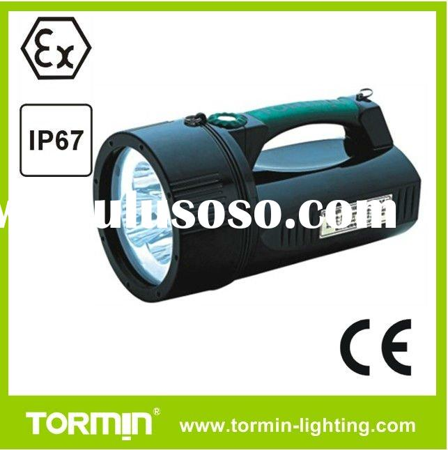 9W LED CREE Explosion Proof Portable Flashlight