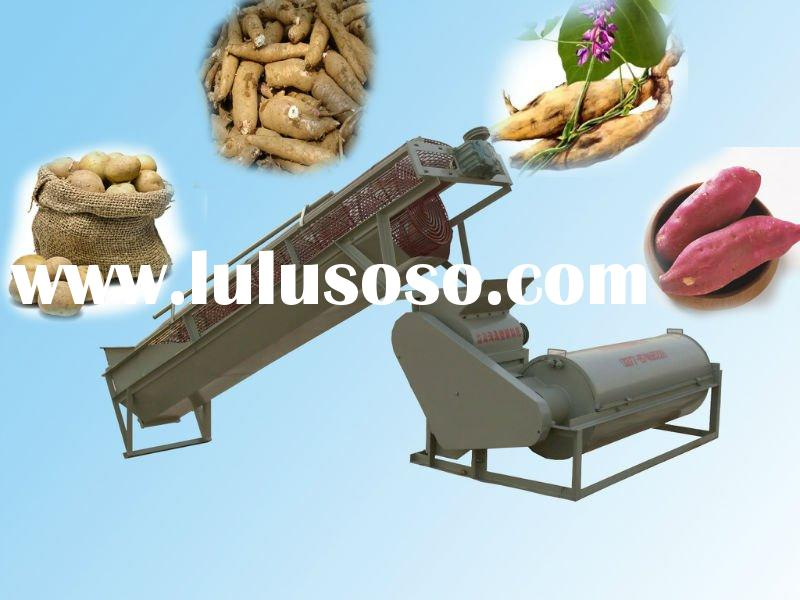 Advanced energy-efficient automatic manioc Starch Making Machine