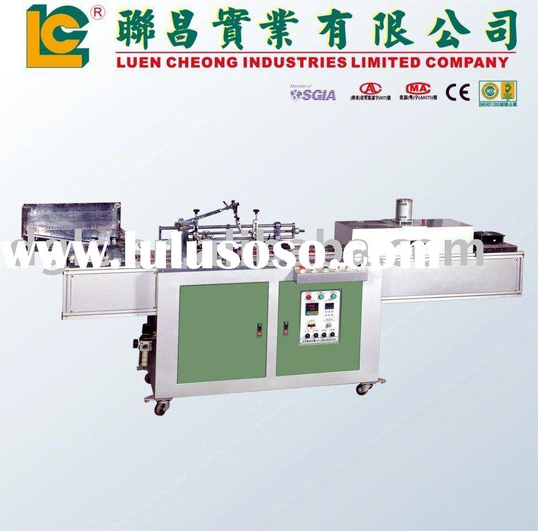 Automatice Cylinder Screen Printing Machine