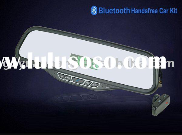 Bluetooth Handsfree Car Kit Rearview Mirror HF99-1