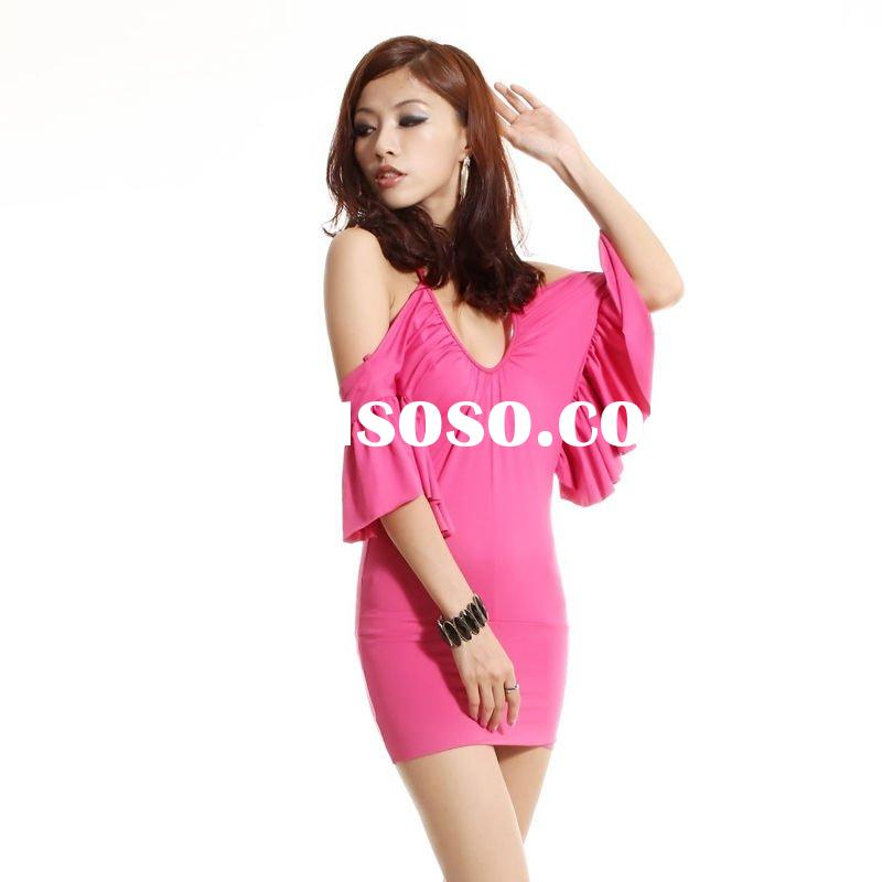 China plus size clothing shoes factory price