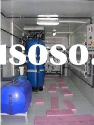 Containerized Mobile Water Treatment Plants
