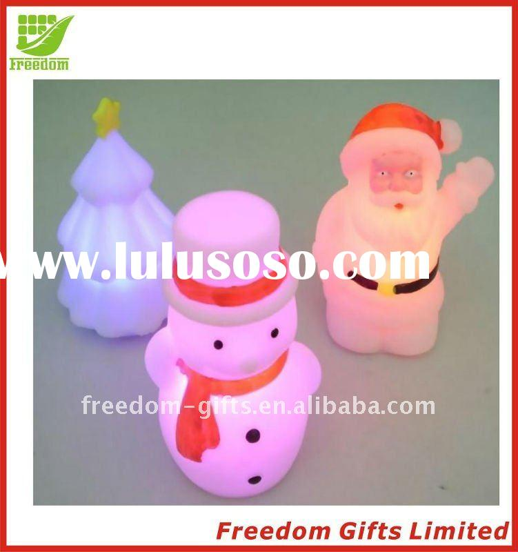 Fashional And Unique Design Logo Printed Top Quality Christmas LED Light