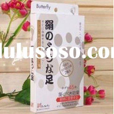 Foot spa Japanese exfoliating dead skin Japanese athlete foot calluses removal foot mask