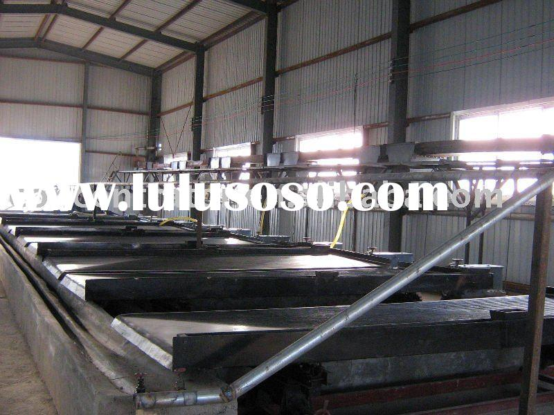 Gold Ore Separation Shaking Table