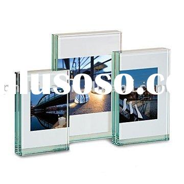 High quality Acrylic Photo Frame,Plexi Picture Frame,Block Frame