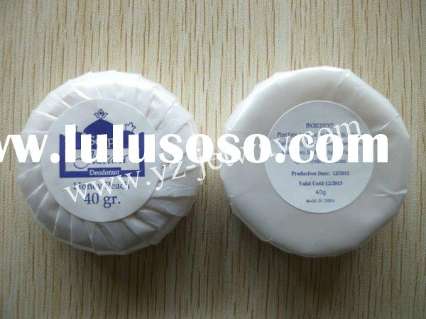 Hotel Small Round Soap/Chinese Hotel Soap