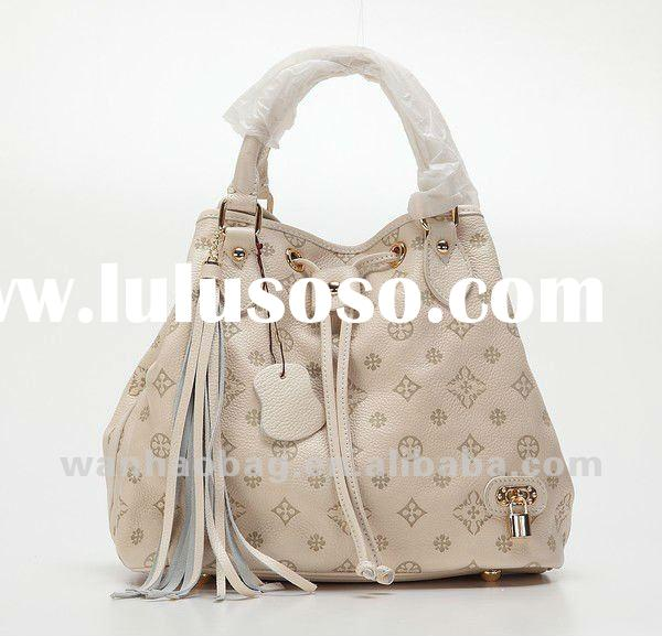 Hottest ,Newest fashion trendy brand leather handbag,96890
