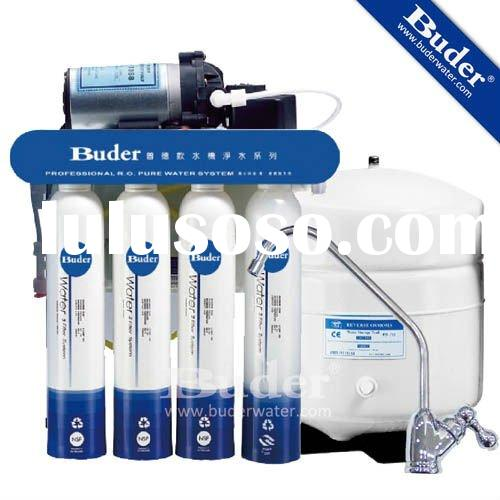 Household Water Treatment 75GPD 6 stage Reverse Osmosis RO Water Filter