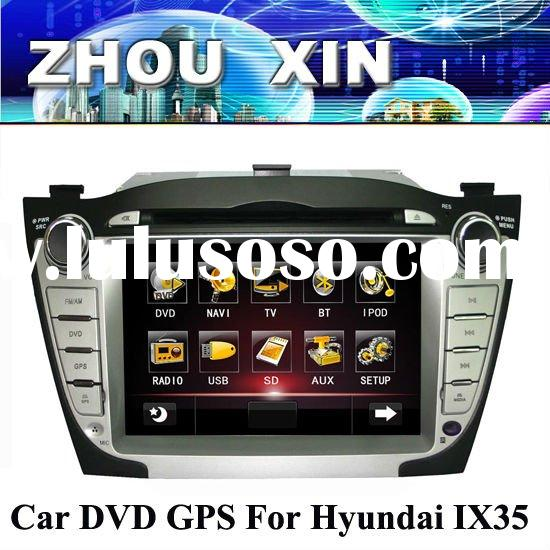 "Multilanguage 7"" Hyundai IX 35,digital AM/FM radio,, CAN BUS, CAR DVD GPS"
