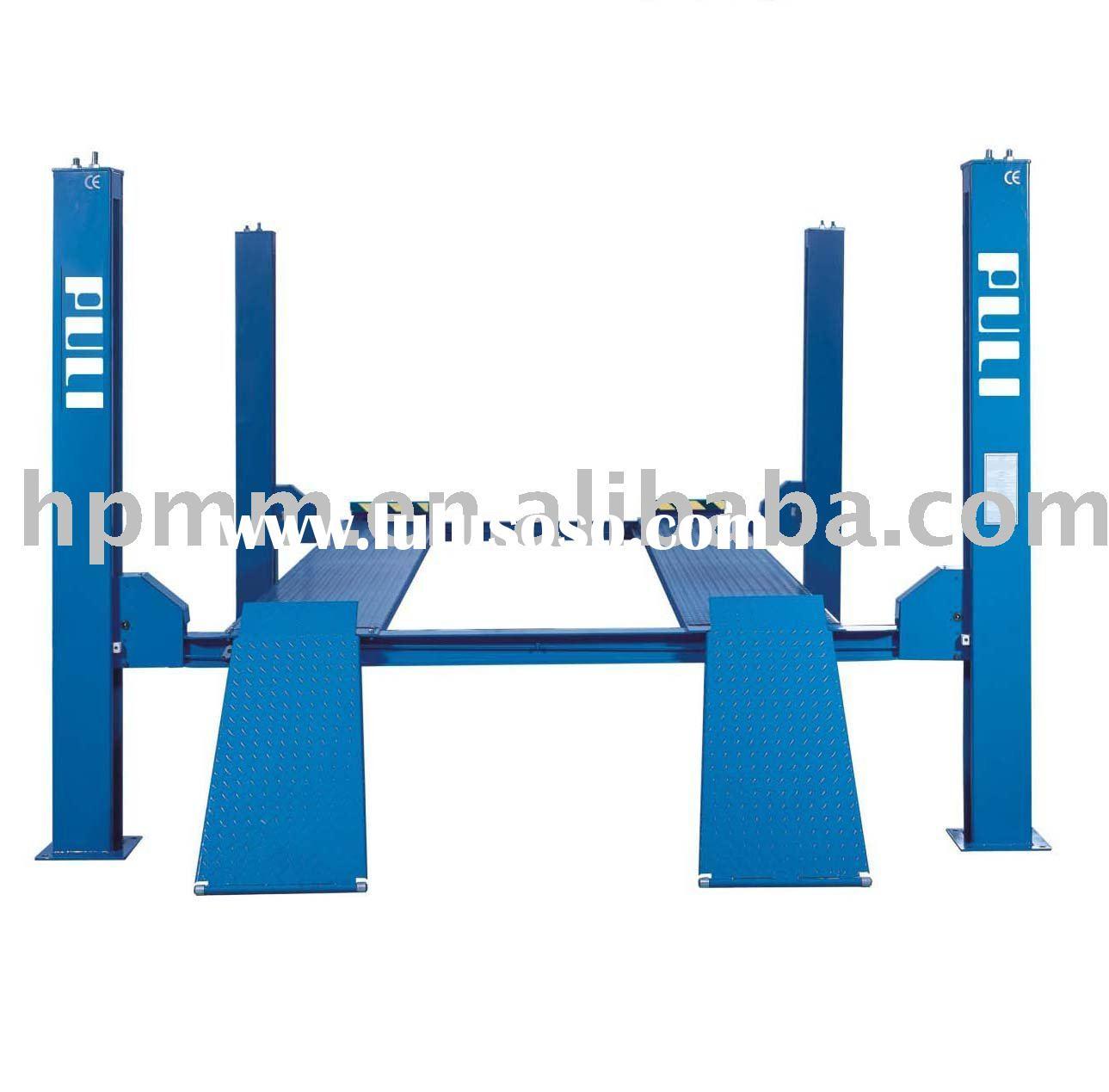 PL-F50 FOUR POST AUTO LIFT, CAR LIFTS, platform car lift(CE)