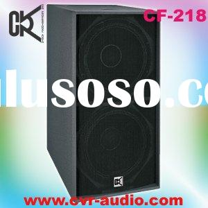 PRO SOUND AND LIGHT DISCO PRODUCTS PROFESSIONAL LOUDSPEAKERS SUB BASS SPEAKERS