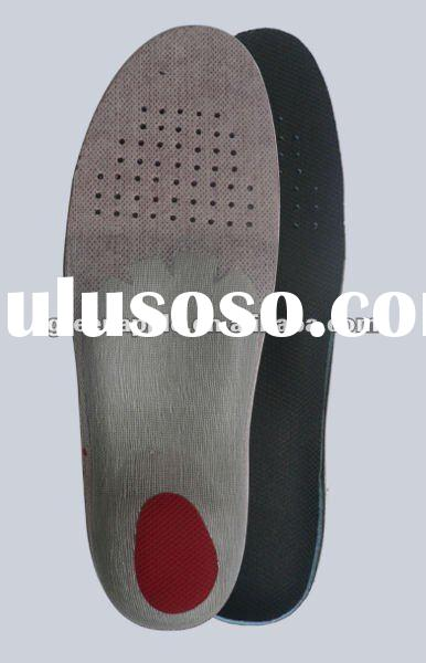 PU arch support Orthotic Insoles for shoe