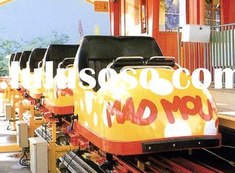 Roller Coaster!!! 2011 Hot Sale Exciting Outdoor Amusement For Young People/Kids