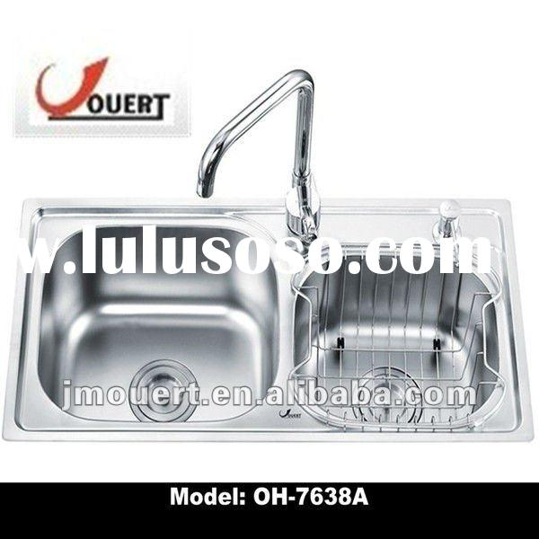 Stainless Steel Double Bowl Kitchen Sink portable sink