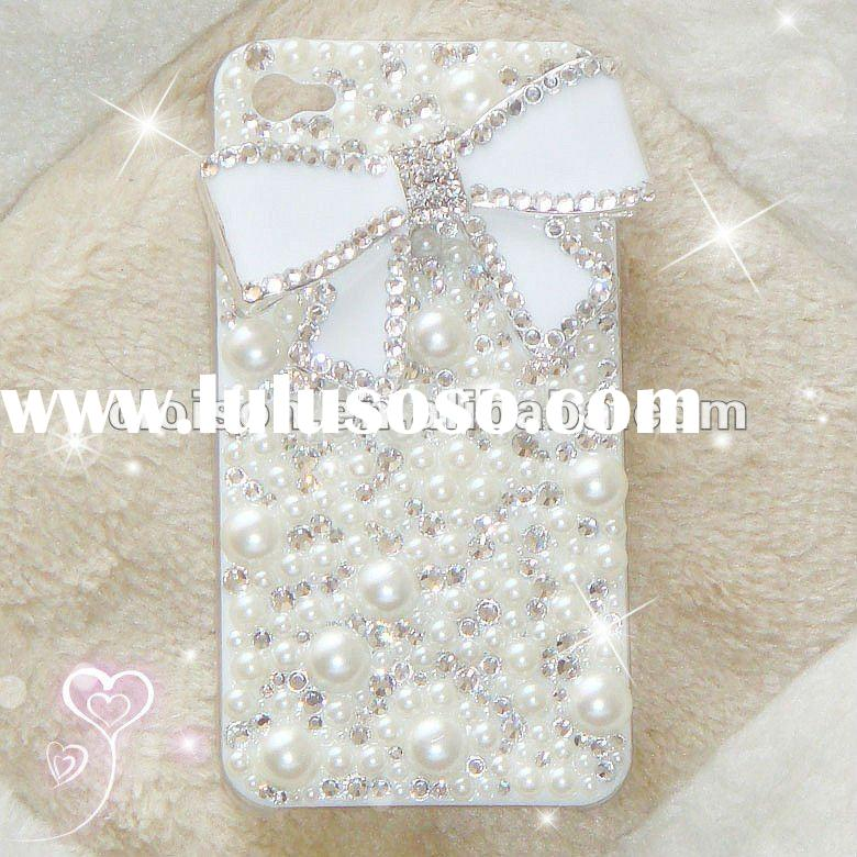 Swarovski Jewel Cases For Iphone 4