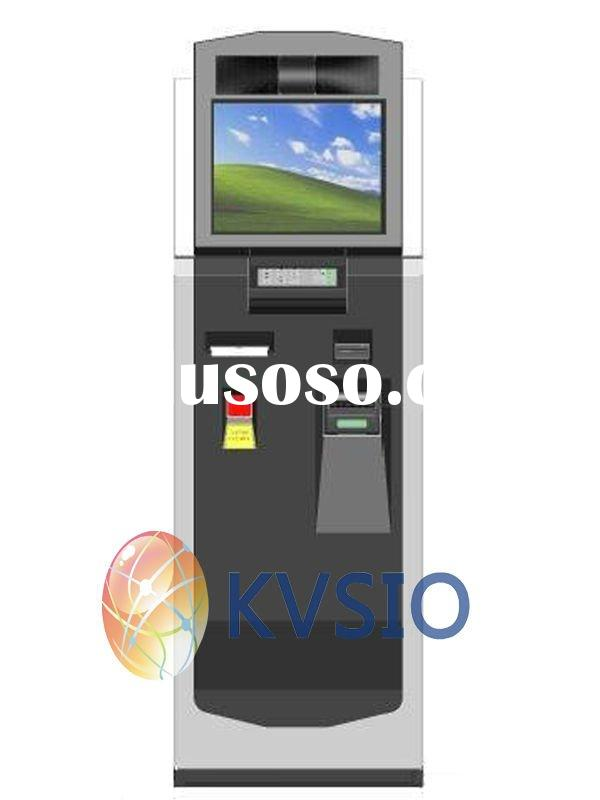 Ticketing kiosk with payment function(KVS-9203L)