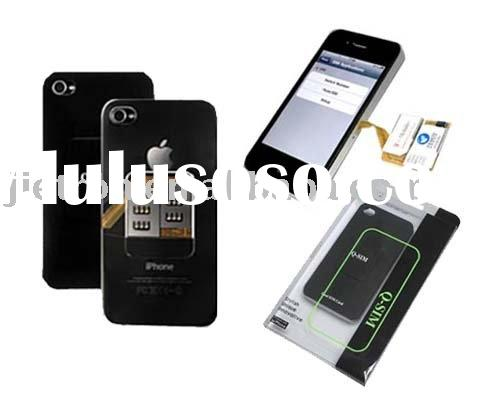 Triple SIM Card for iPhone 4G,game accessory