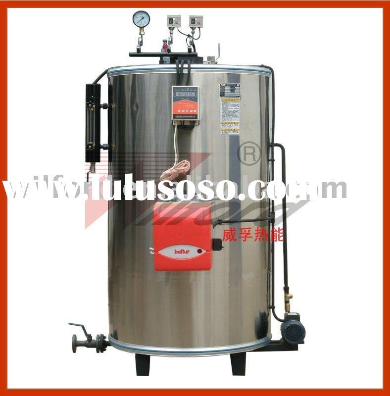 Vertical Oil Fired Steam Boiler