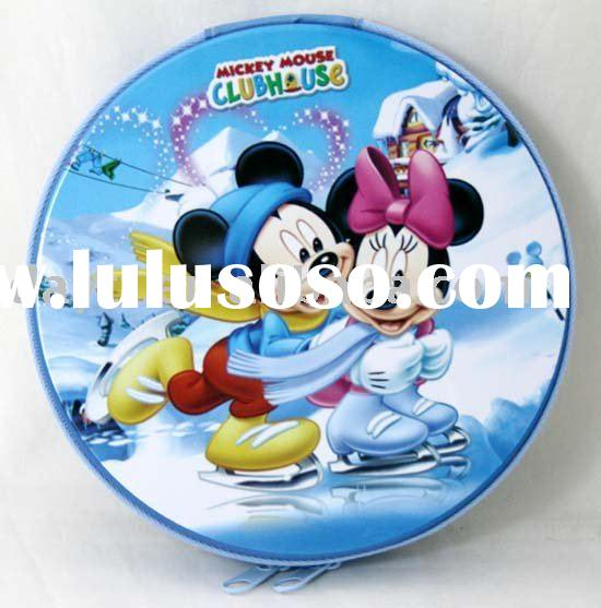 Wholesale cartoon CD DVD Case Box Gift Mix Order Drop Shipping C1123