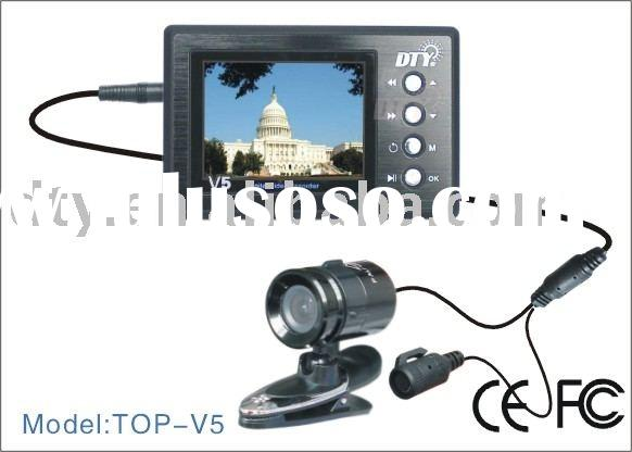 (Model TOP-V5)Vehicle dvr/ racing car/ motorcycle / mobile dvr solutions