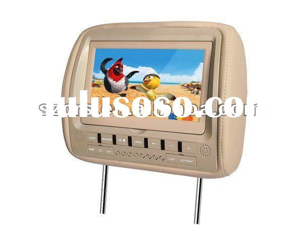 (Popular)Car Headrest DVD Player