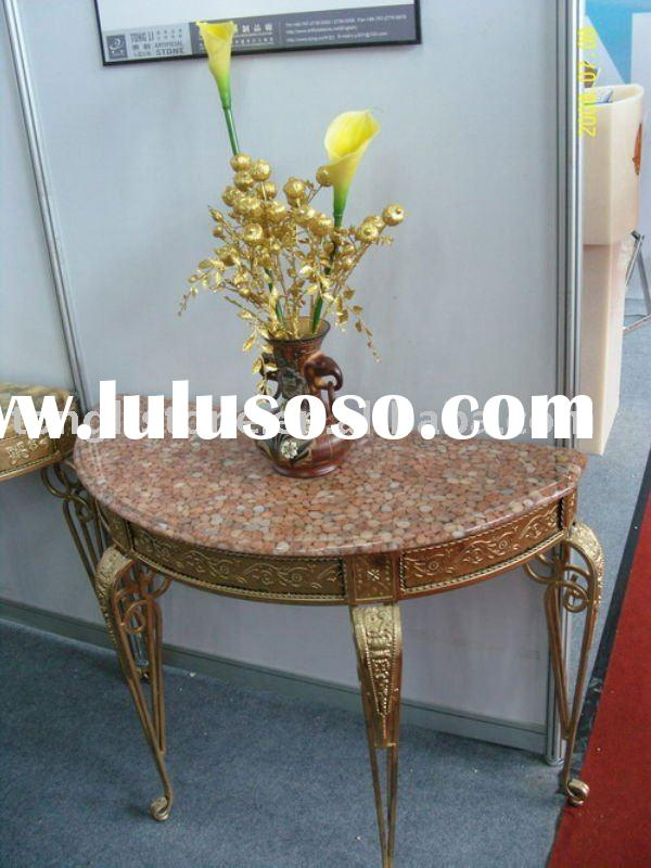 artificial decorative table top stone