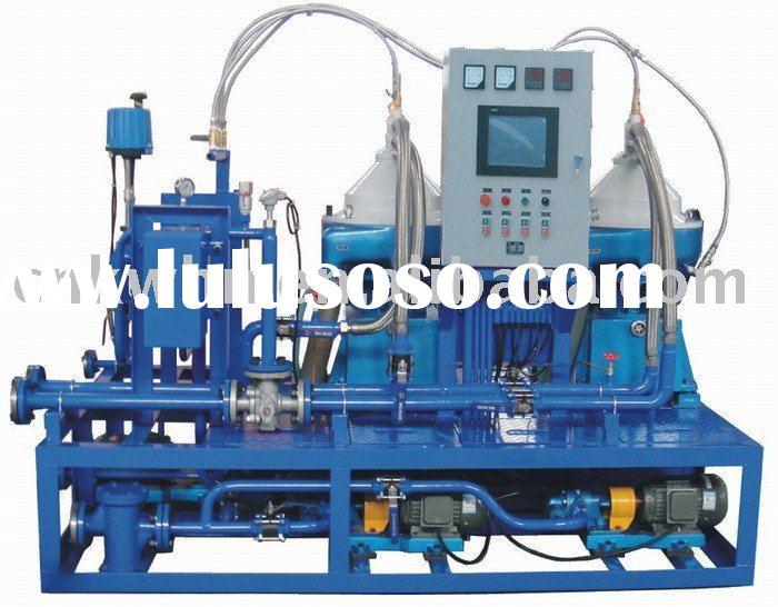automatic heavy fuel oil lube oil diesel oil centrifuge