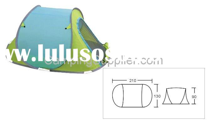 camping 2 person pop up tent
