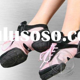 comfortable Modern dance shoes dance sneakers