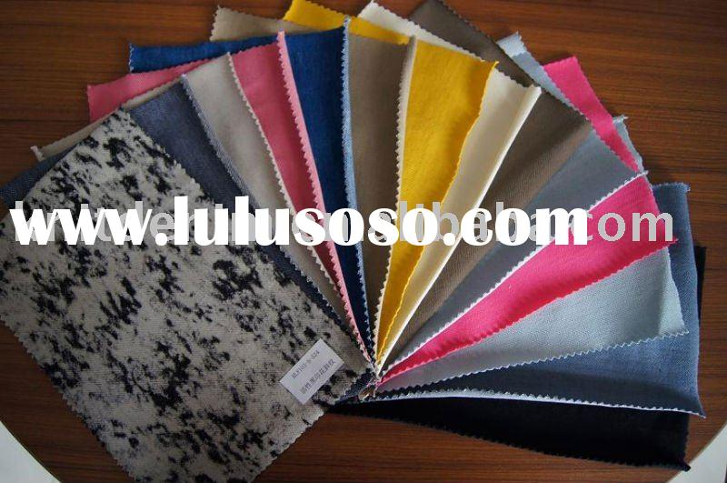 cotton spandex knitted denim fabric