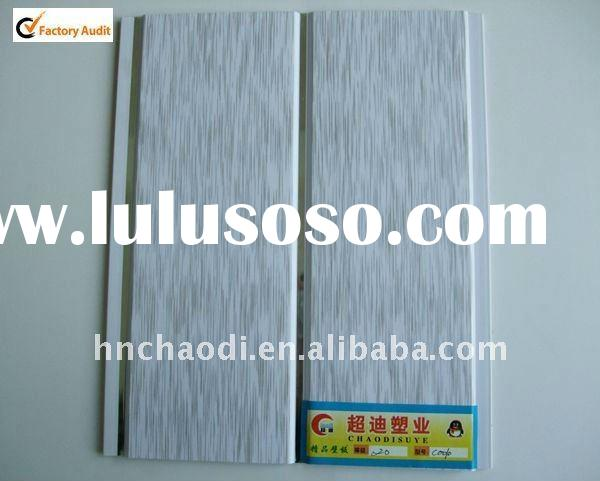 fireproof groove surface of pvc ceiling (C 0010)
